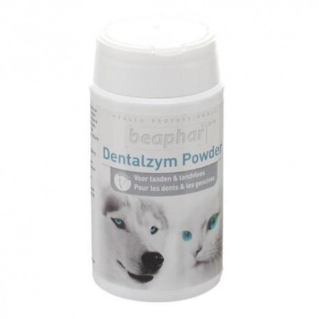 Dentífrico Beaphar Dentalzym Powder 75 g