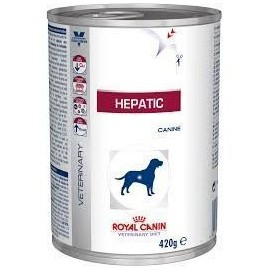 Royal Canin VD Wet Canine Hepatic 420 g