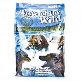Taste of The Wild Adultos Pacific Stream con salmón