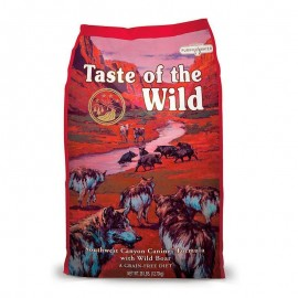 Taste of The Wild Adultos SouthWest Canyon con carne de jabalí