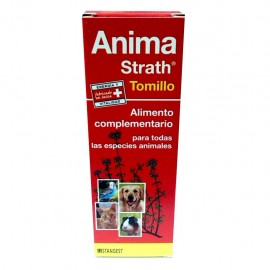 Anima Strath Fortificante Natural con Tomillo 100 ml