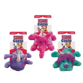 KONG Peluche COZIE BRIGHTS