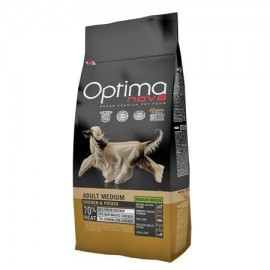 Optima Nova Adult Medium Grain Free con pollo y patatas