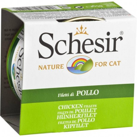 Lata Schesir Nature Cat Atún con Aloe 85 g