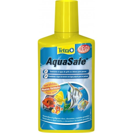 Tetra AquaSafe 250 ml.