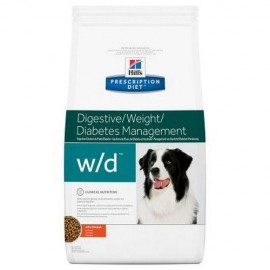 Hills Prescription Diet W/D Canine