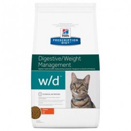 Hills Prescription Diet W/D Feline 1,5 kg