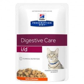 Hills Prescription Diet Feline I/D Gastrointestinal 85 g