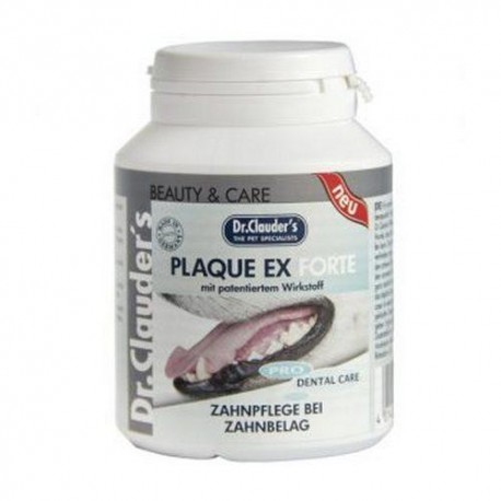 Anti-Sarro y Placa Dental Dr Clauders Plaque Ex Forte 100 g