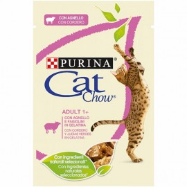 Purina Cat Chow Kitten 85 g con pavo y calabacín