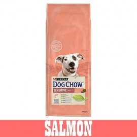 Dog Chow Adulto Sensitive con salmón
