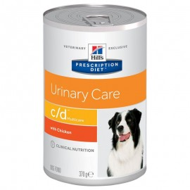 Hills Prescription Diet Canine C/D Urinary lata 370 g
