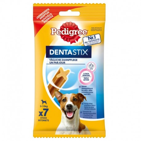 Limpiador Dental Pedigree Dentastix 5-10 kg caja 28 sticks
