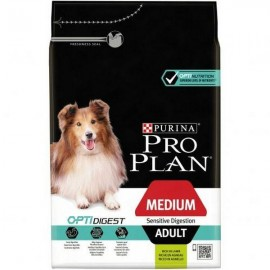 Purina Pro Plan OptiDigest Adult Medium de cordero