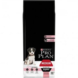 Purina Pro Plan OptiDerma Puppy Medium Sensitive Skin