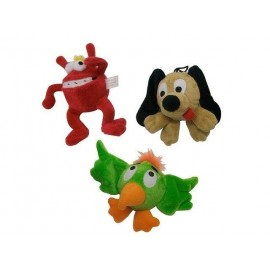 Juguete Peluche Bounsters 7 a 10 cm.