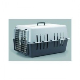 Transportín Pet Carrier 4 Gris