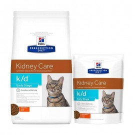 Hills Prescription Diet Feline K/D Early Stage Tamaños