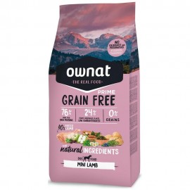 Ownat Grain Free PRIME Mini Lamb