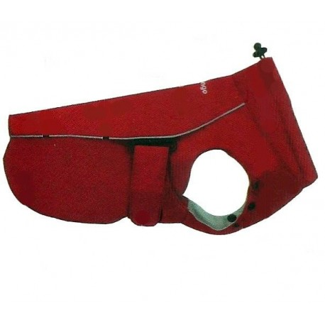 Impermeable Chubasquero Polar Perfect Fit Red Dingo Rojo