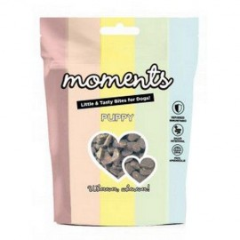 Snacks Moments Puppy corazones mini 60 g