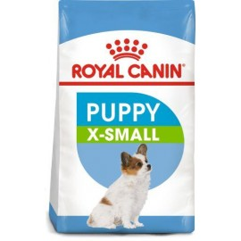 Pienso Royal Canin X-Small Junior 1,5 Kg.