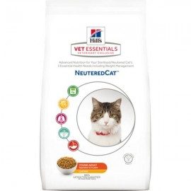 Hills VetEssentials Cat Neutered Young Adult con pollo