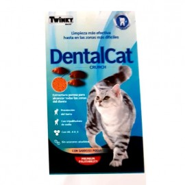Snacks gato Twinky DentalCat 50 g