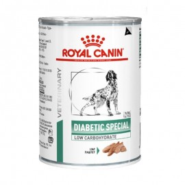Royal Canin Diabetic Special Low Carbohydrate lata 410 g