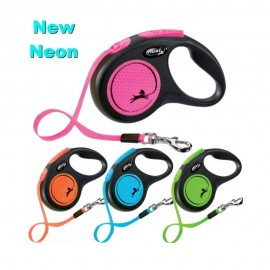 Flexi New Neon Cinta 5 m