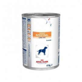 Royal Canin Veterinary Gastro Intestinal Low Fat lata 410 g