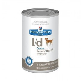 Hills Prescription Diet L/D Canine Hepático lata 370 g