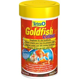 Tetra GoldFish Color Escamas 100 ml - 20 g