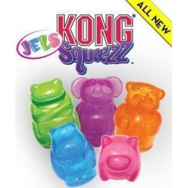 Kong Squeezz Jels Animales