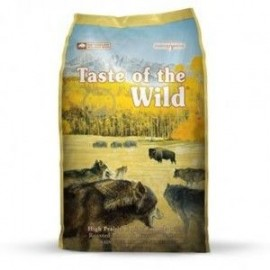 Taste of The Wild Adultos High Prairie con bisonte cordero y ciervo