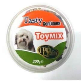 Snacks ToyMix, 200gr.