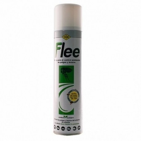 Insectida Flee Anti Pulgas y Ácaros spray 400 ml