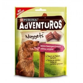 Snacks Purina Adventuros Nuggets sabor a Jabalí