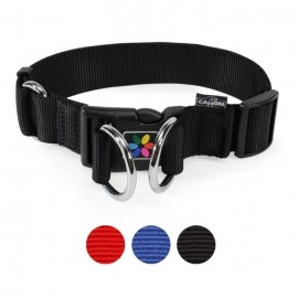 Collar Nylon Camon 38x480-720 mm varios colores lisos