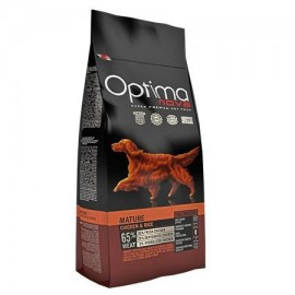Optima Nova Adult Mature con pollo y arroz