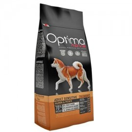 Optima Nova Adult Sensitive Grain Free con salmón y patatas