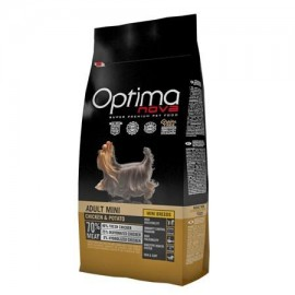 Optima Nova Adult Mini Grain Free con pollo y patatas