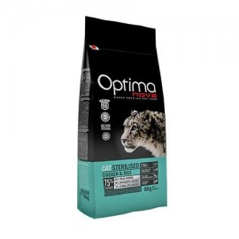 Optima Nova Cat Adult Sterilised con pollo y arroz