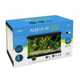 Acuario Ciano Aqua 20 Light LED