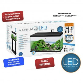 Acuario Aqua 60 Plus Light