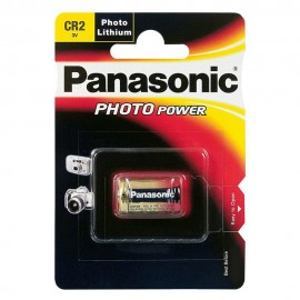 PILA PANASONIC 3V LITHIUM POWER CR2