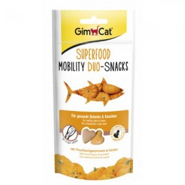 GimCat Superfood Dental Duo-Snacks 40 g